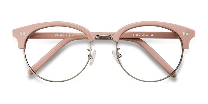 Pink Annabel -  Vintage Acetate Eyeglasses