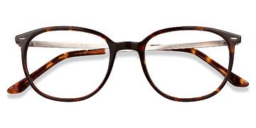 Tortoise Eros -  Acetate Eyeglasses