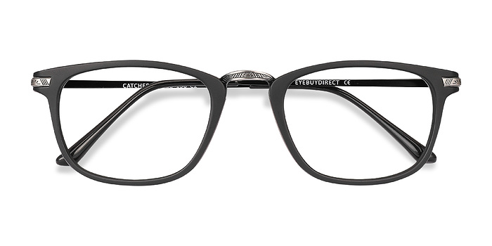 Black Catcher -  Metal Eyeglasses