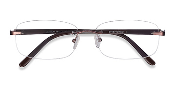 Brown Vernon -  Acetate Eyeglasses