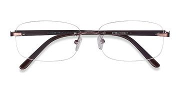 Brown Vernon -  Acetate Eyeglasses