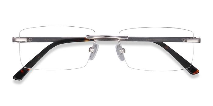 Silver Noble -  Metal Eyeglasses