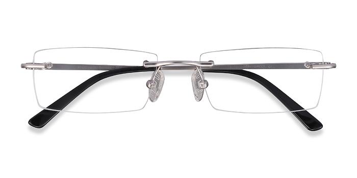 Silver Regis -  Metal Eyeglasses