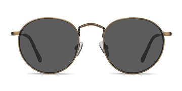 Bronze  Disclosure -  Metal Sunglasses