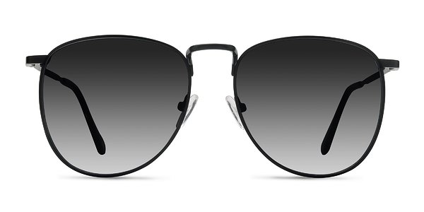 Fume prescription sunglasses (Black)