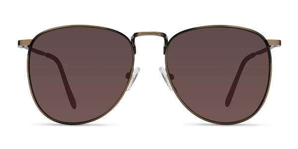 Fume prescription sunglasses (Bronze)