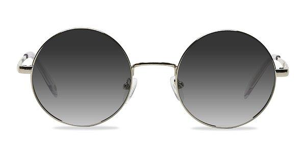 Guru prescription sunglasses (Silver)