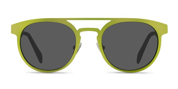 Playground prescription sunglasses (Green)