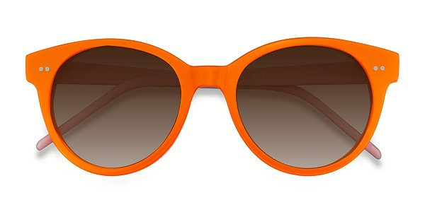 Angie prescription sunglasses (Orange)