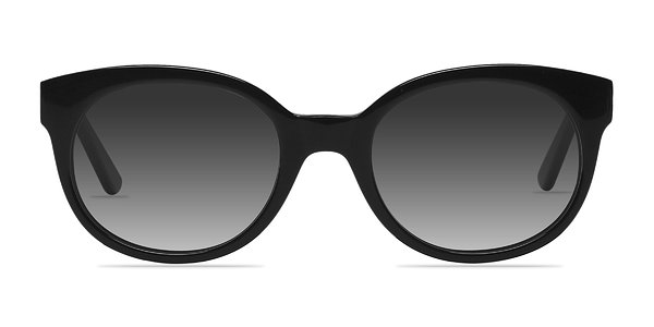 Matilda prescription sunglasses (Black)