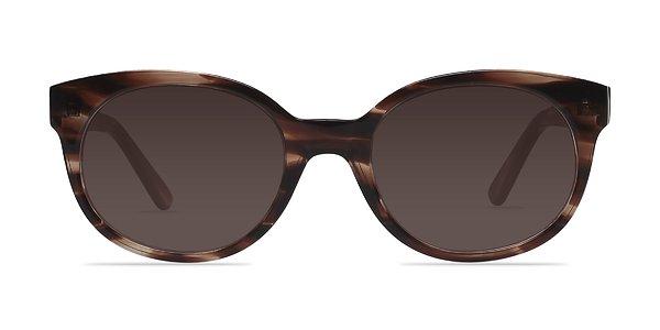 Matilda prescription sunglasses (Brown/Tortoise)