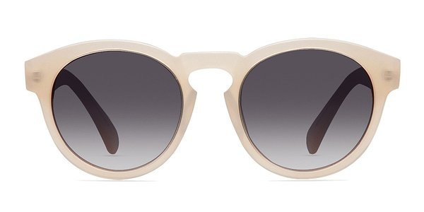 Penelope prescription sunglasses (Ivory)