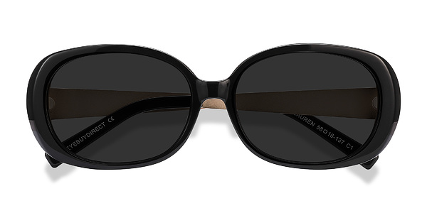 Lauren prescription sunglasses (Black)