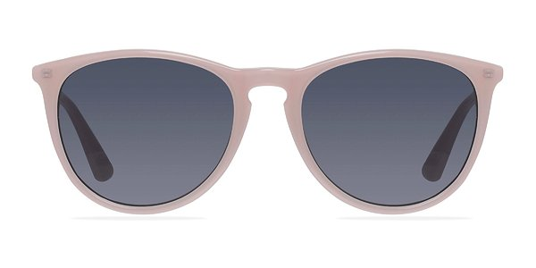 Interlude prescription sunglasses (Light Pink)