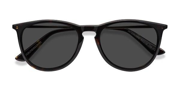 Interlude prescription sunglasses (Tortoise)