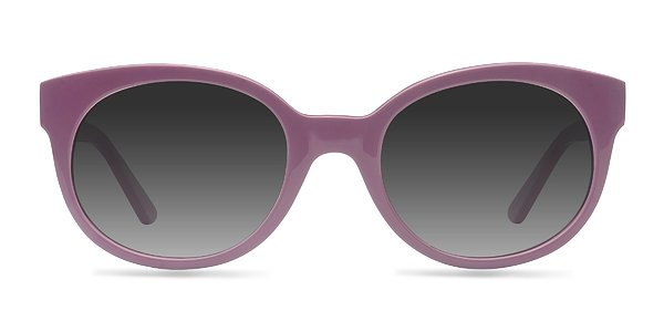 Matilda prescription sunglasses (Purple)