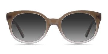Brown Matilda -  Acetate Sunglasses