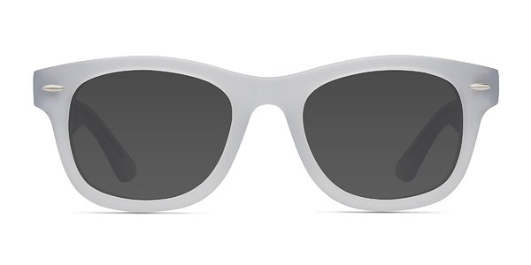 Hanoi prescription sunglasses (White Clear)