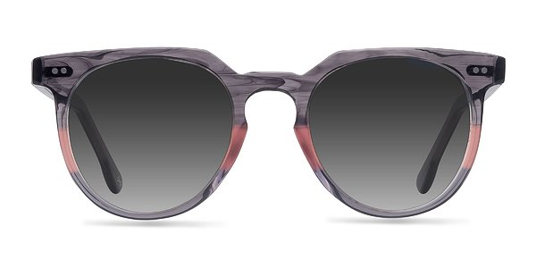 Shadow prescription sunglasses (Granite & Rose)