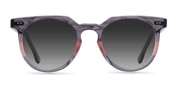Shadow prescription sunglasses (Granite & Rose)