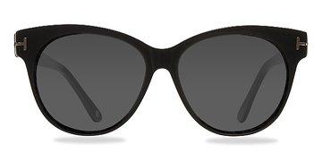 Black Copa -  Acetate Sunglasses