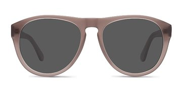 Matte Brown Catalonia -  Acetate Sunglasses