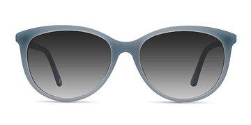 Blue Calypso -  Plastic Sunglasses