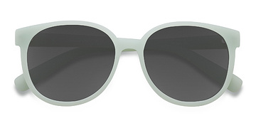 Light Blue Dundee -  Plastic Sunglasses