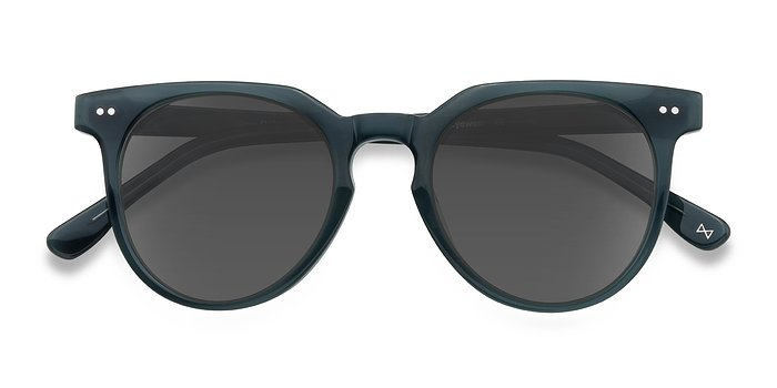 Viridian Shadow -  Acetate Sunglasses
