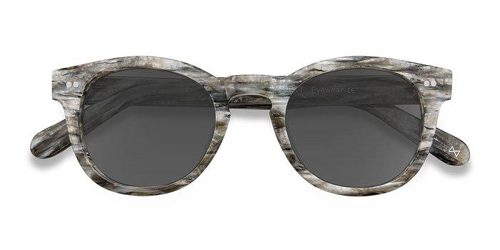 Stone Horizon -  Acetate Sunglasses