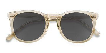 Champagne Ethereal -  Acetate Sunglasses
