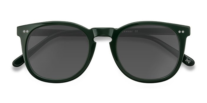 Dark Pine Ethereal -  Acetate Sunglasses