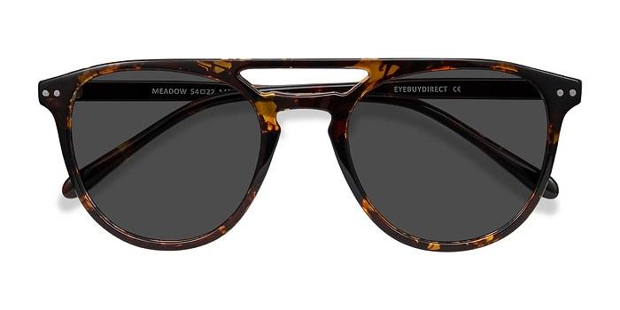 Tortoise Meadow -  Plastic Sunglasses