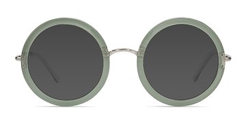 Green Joplin -  Acetate Sunglasses