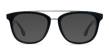 Black Crown -  Acetate Sunglasses