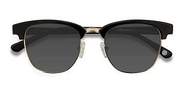 Black Somebody New -  Acetate Sunglasses
