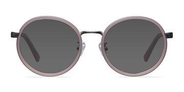 Matte Pink Lady Bird -  Acetate Sunglasses