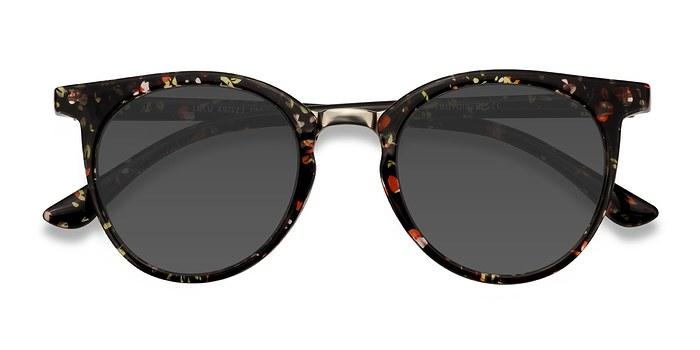 Floral Lulu -  Metal Sunglasses