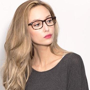 Coffee Birmingham -  Classic Acetate Eyeglasses - model image